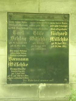 Richard August Ferdinand Wilschke