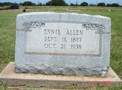 Ennis Allen