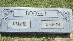 James Edward Jimmie Boozer