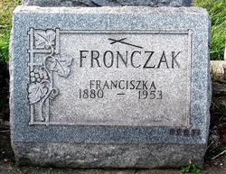 Franciska Fritzie Franczak