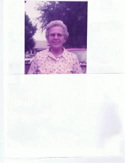 Dorothy June <i>Henry</i> Brown