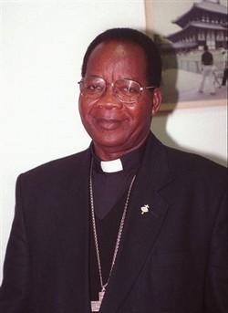 Cardinal Fr�d�ric Etsou-Nzabi-Bamungwabi C.I.C.M.