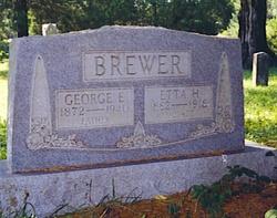 George Edward Brewer
