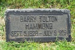 Barry Tolton Hammond
