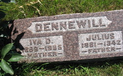 Julius Dennewill