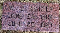 William J Madden