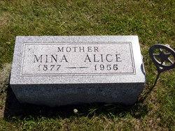 Mina Alice <i>Currier</i> Addison