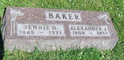 Alexander J. Baker
