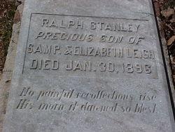 Ralph Stanley Leigh