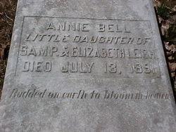 Annie Bell Leigh