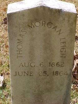 Thomas Morgan Leigh
