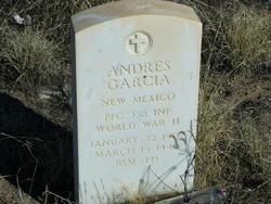 PFC Andres Garcia