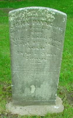 John Payne, Jr