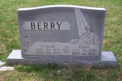 Edna Laura <i>Mills</i> Berry