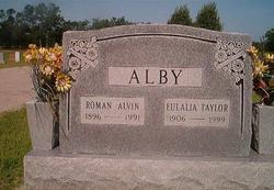 Roman Alvin Alby