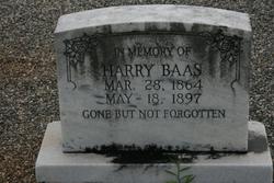 Harry Baas