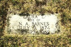 Laura Etta <i>Flowers</i> Barnes