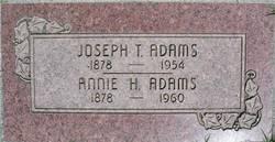 Annie Marie <i>Hipkiss</i> Adams