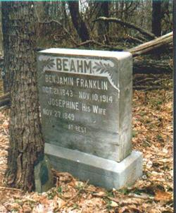 Benjamin Franklin Beahm