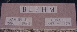 Cora E. Blehm