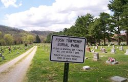 Rush Township Burial Park