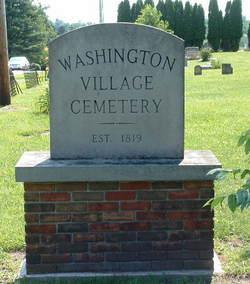 Washington Village Cemetery