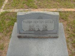 Marion <i>Newton</i> Cottle