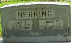 Carrie W Herring