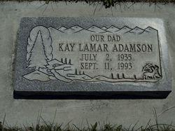 Kay Lamar Adamson