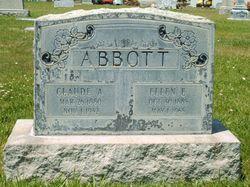 Ellen E. Nellie <i>Birch</i> Abbott