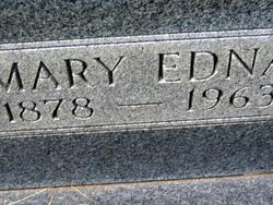 Mary Edna <i>Tannehill</i> Walker