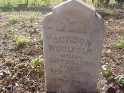 Gordon Woolfolk
