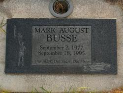 Mark August Busse