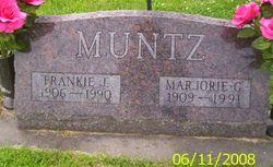 Marjorie <i>Russell</i> Muntz