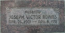 Joseph Victor Adams