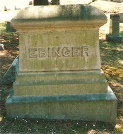 Henry Jacob Ebinger