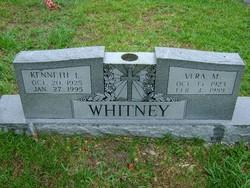 Vera M <i>Lana</i> Whitney