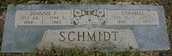 Johnnie Frank Schmidt