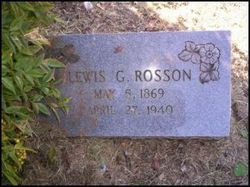 Lewis G. Rosson