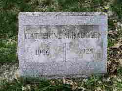 Catherine Mary <i>Walsh</i> Badgley