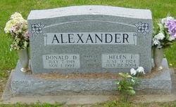Helen I. Alexander