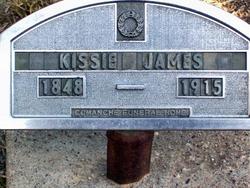 Keziah E Kissie <i>McCalister</i> James
