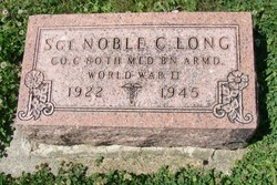 Sgt Noble C. Red Long