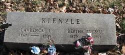 Bertha <i>Russell</i> Kienzle