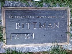 William Bittman