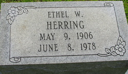Ethel W Herring