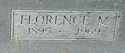 Florence M. <i>Coffey</i> Church