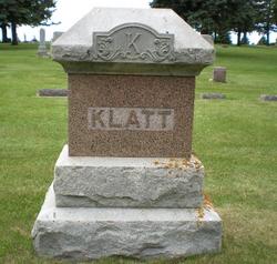 Reinholdt C Klatt