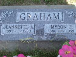 Myron F. Graham