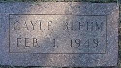 Gayle Blehm